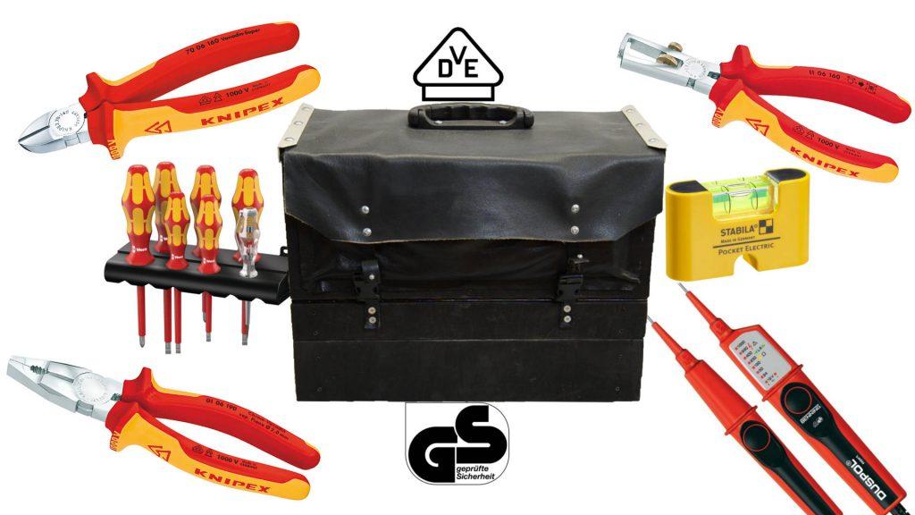 Elektriker-Werkzeug Thumbnail