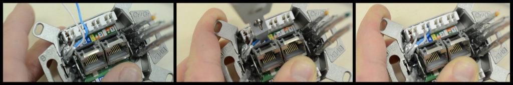 Netzwerkdose Anschliessen Der Elektriker