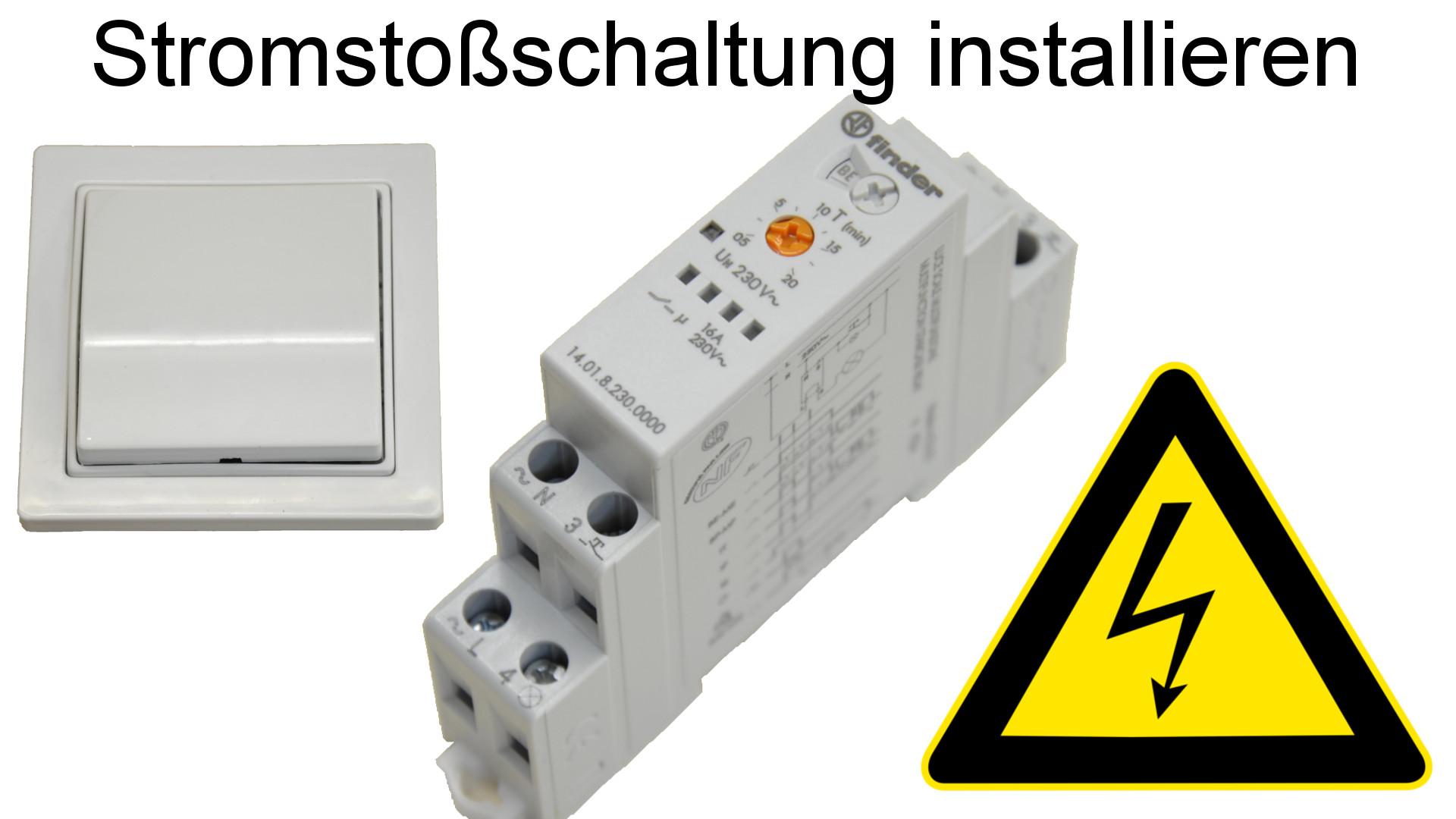 Stromstoßschaltung Thumbnail