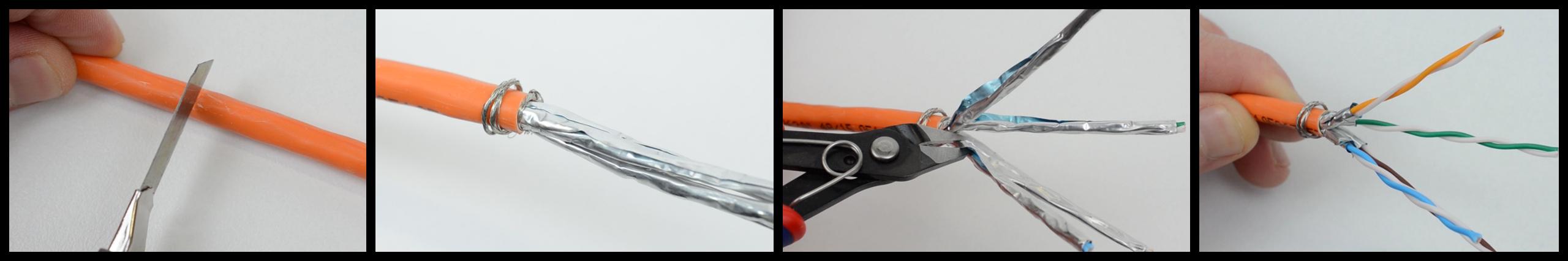 rj45 stecker für verlegekabel - der elektriker